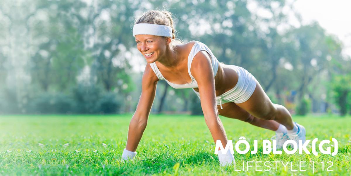 6 tipov pre pravidelné cvičenie v lete