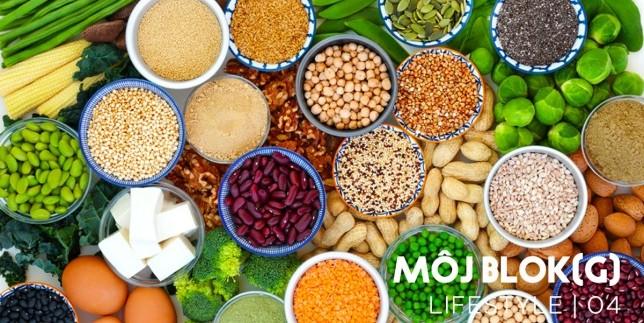 Objavte silu a energiu 7 lokálnych potravín