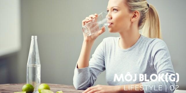 Voda je alfou a omegou pre váš život