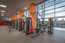 dvojpodlazne fitness centrum 2