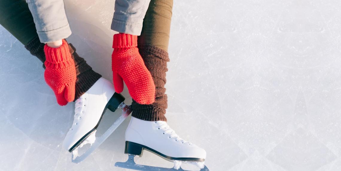 Šanti na ľade