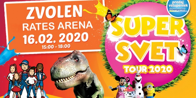 SUPER SVET TOUR 2020